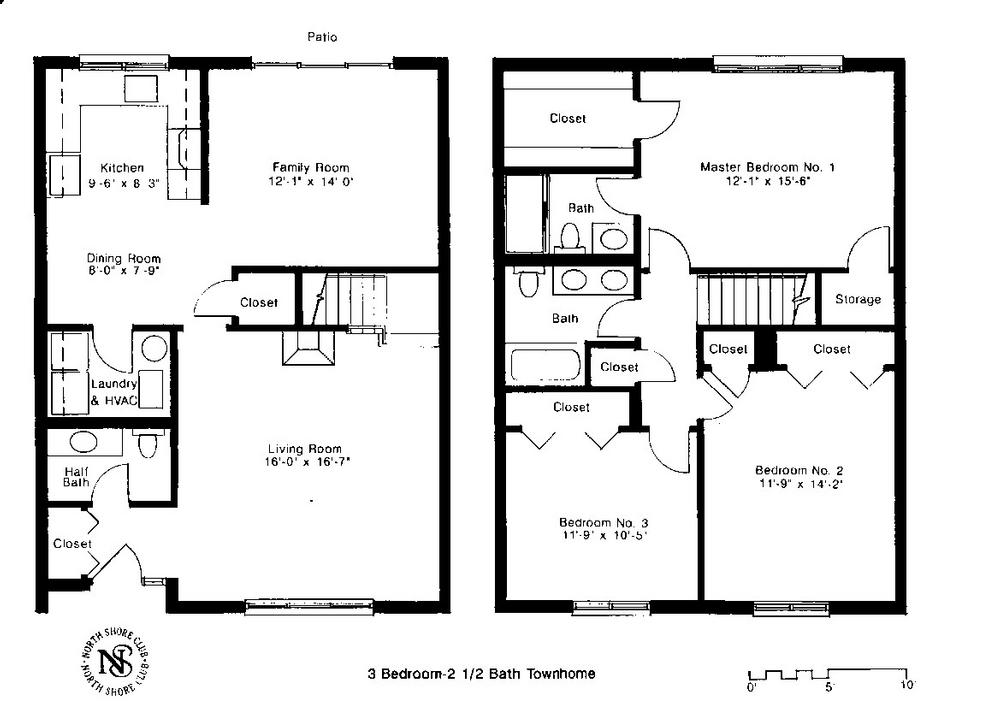 3bed_2_half_bath (Two Level)