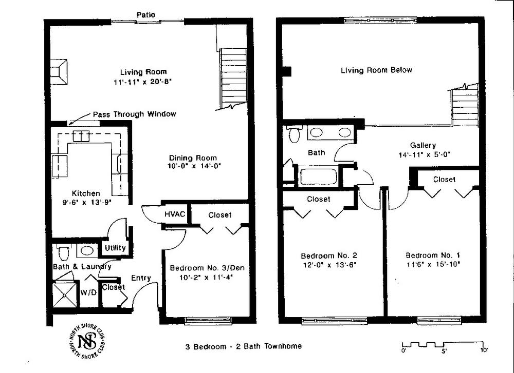 3bed_2bath (Two Level)